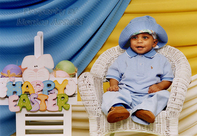 Rocko Hill Easter outfit