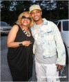 T.I. Harris and his sister Precious