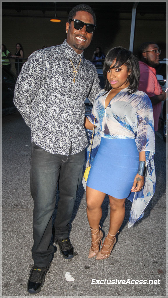 Toya and Memphitz Wright