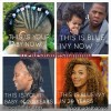 Blue Ivy Hair