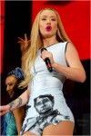 Iggy Azalea performs at Chicago Radio B96 Summerbash 2014