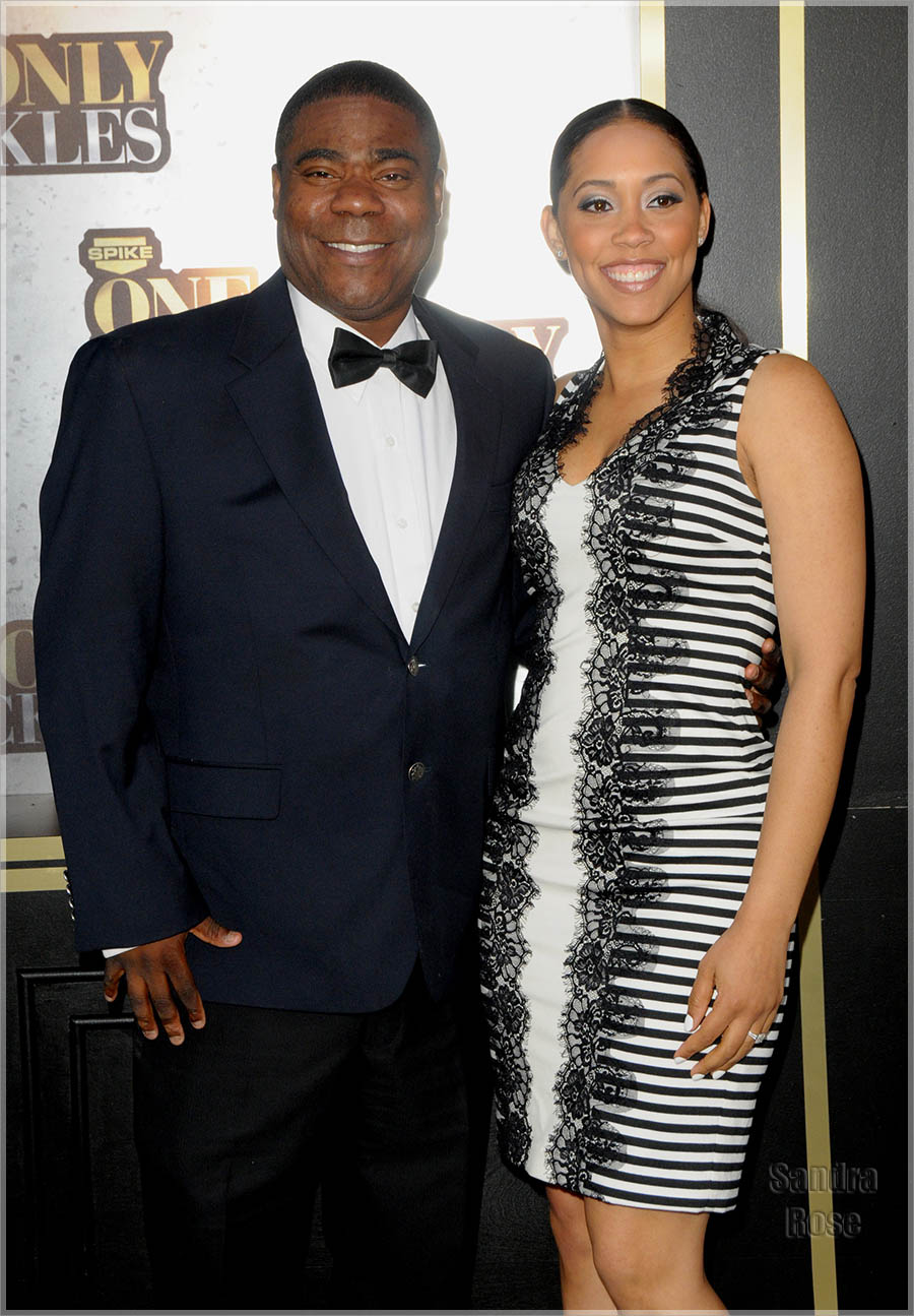 "Tracy Morgan,Meghan Wollover attend ""Don Rickles: One Night Only"""