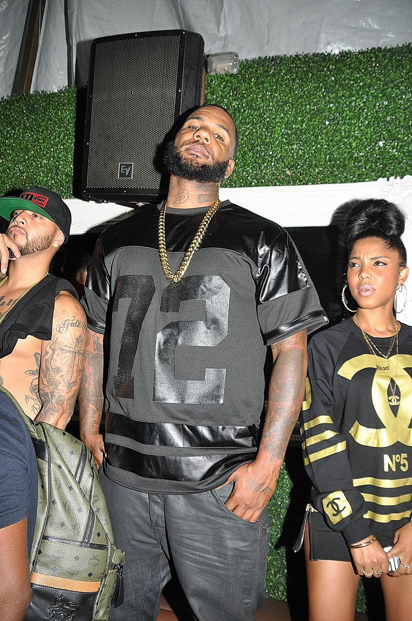 Game and LoLo Party with Hennessy V.S in DC
