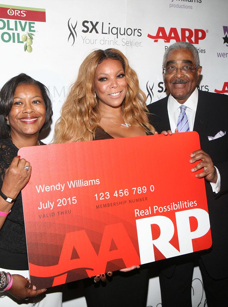 Stars Attend Wendy Williams 50th Birthday Bash