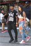 EXCLUSIVE Ne-Yo takes his girlfriend to the movie theaters in Hollywood