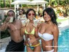 Young Jeezy DJ Appreciation Lunch/Pool Party at Shore Club