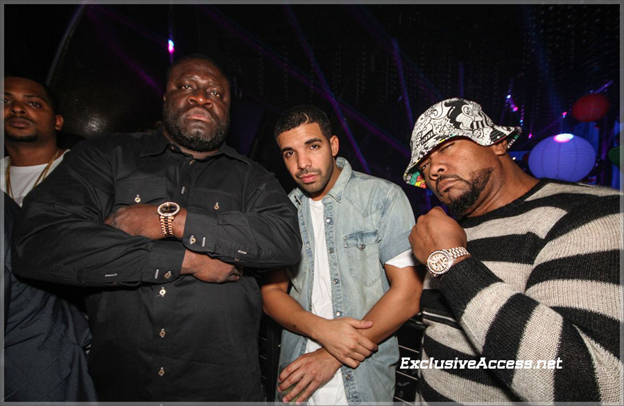 E Class Drake and Timbaland