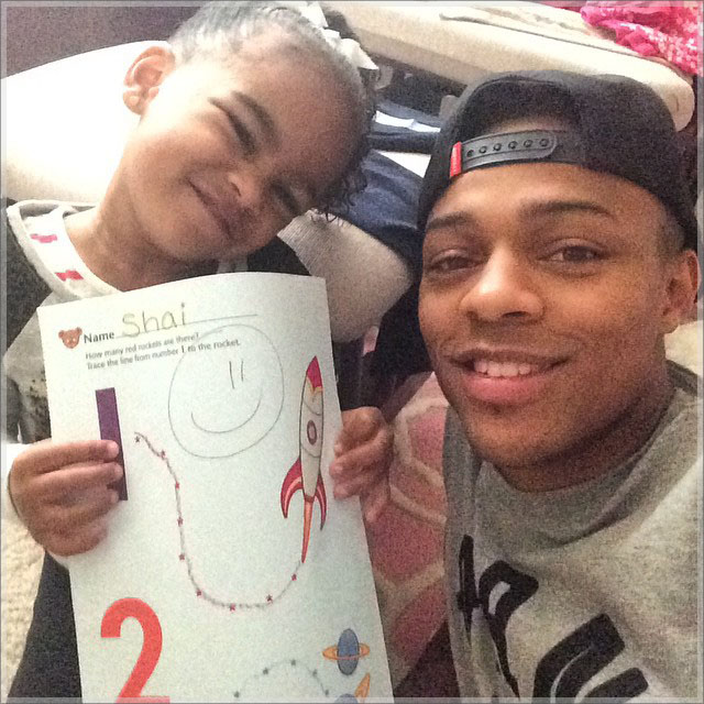 Bow Wow Shai Moss Mother Of His Daughter Slams Him On ...