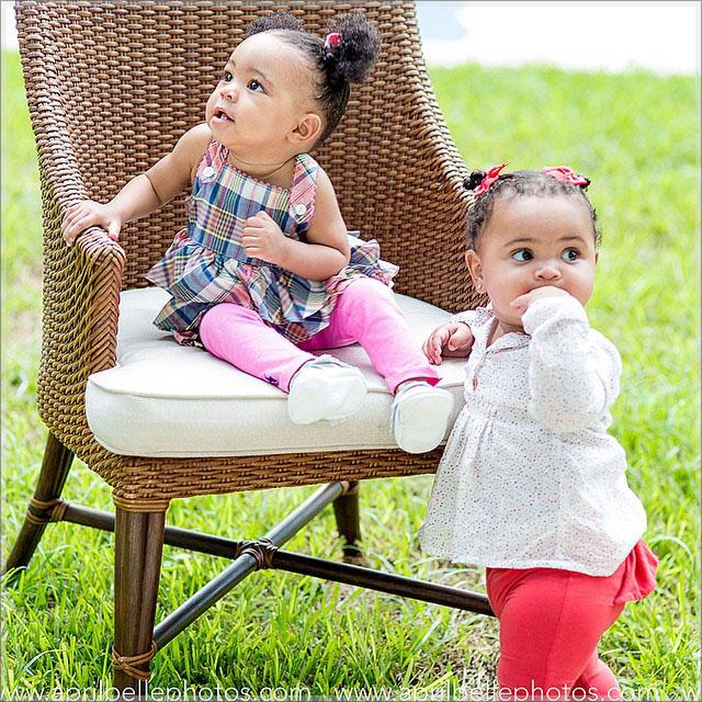 Laiyah and Dylan Skye Bosh