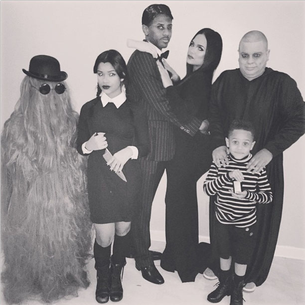 Faboulous Adams Family