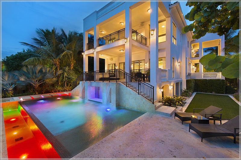 LeBron James lists oceanfront mansion