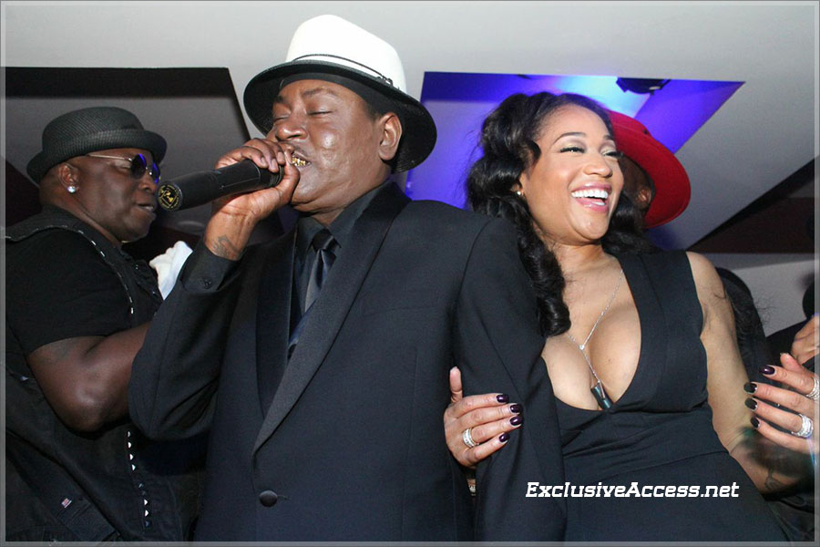 Mimi Faust celebrates Trick daddy birthday