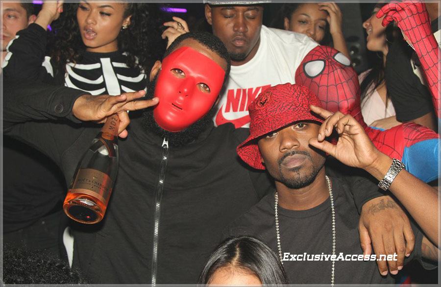 The Game and Ray J