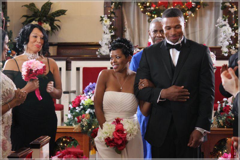 Malinda Williams Marry Us