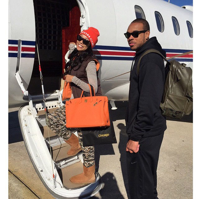 Monica and Shannon Brown in Costa Rica