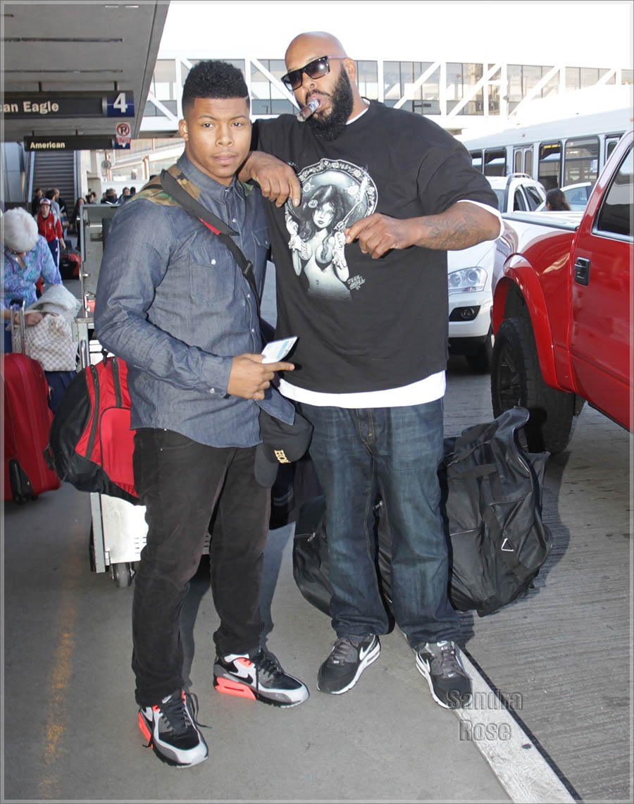 Suge Knight and son-wenn22049914