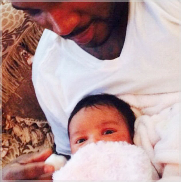 Jeezy and daughter