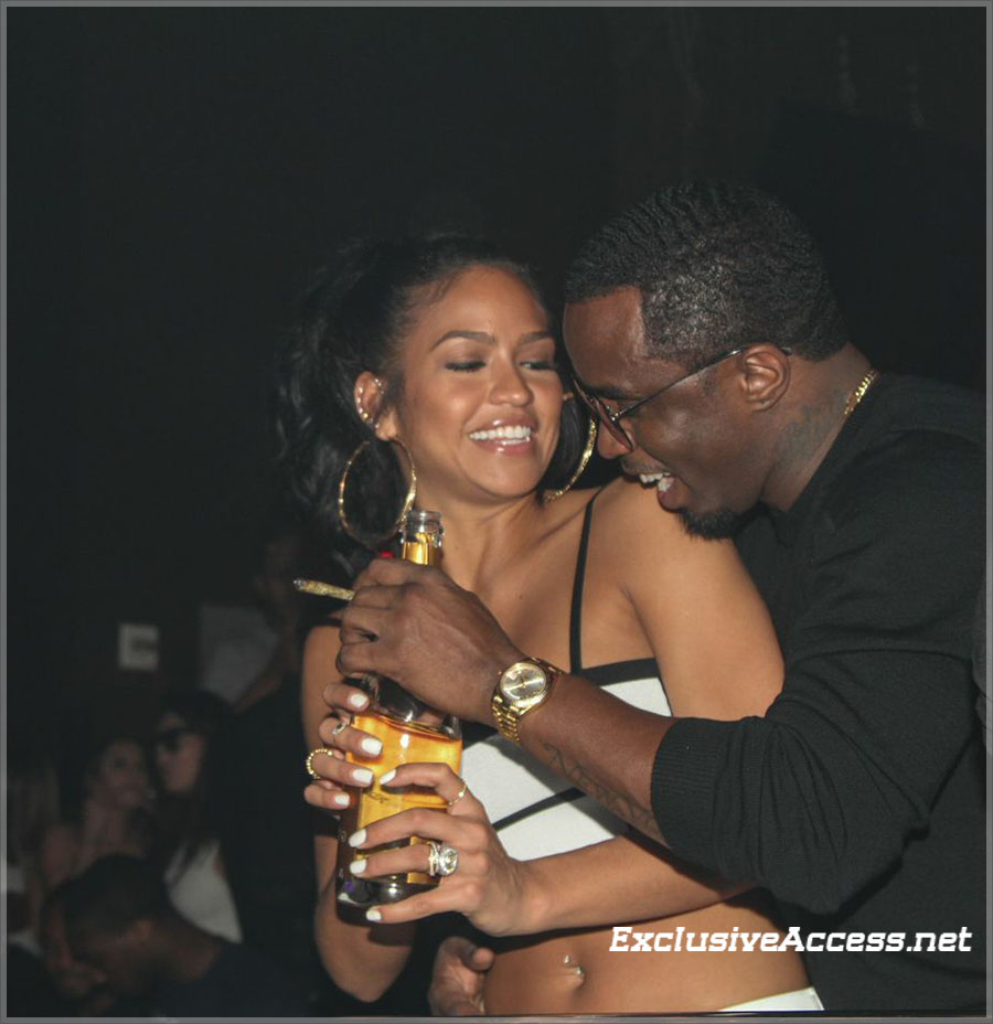 Diddy Hosts LIV Sundays