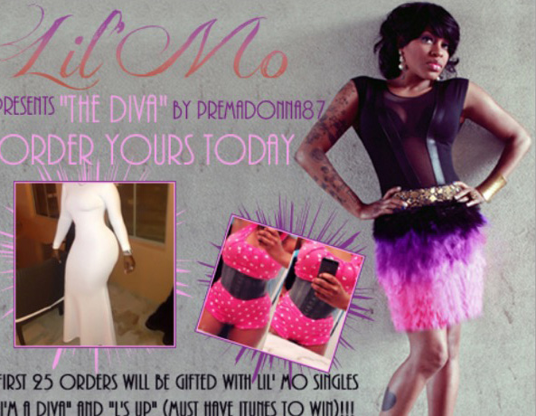 Lil Mo flyer