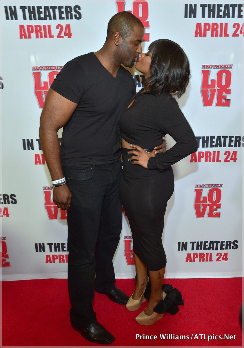 Atlanta Premiere of Brotherly Love