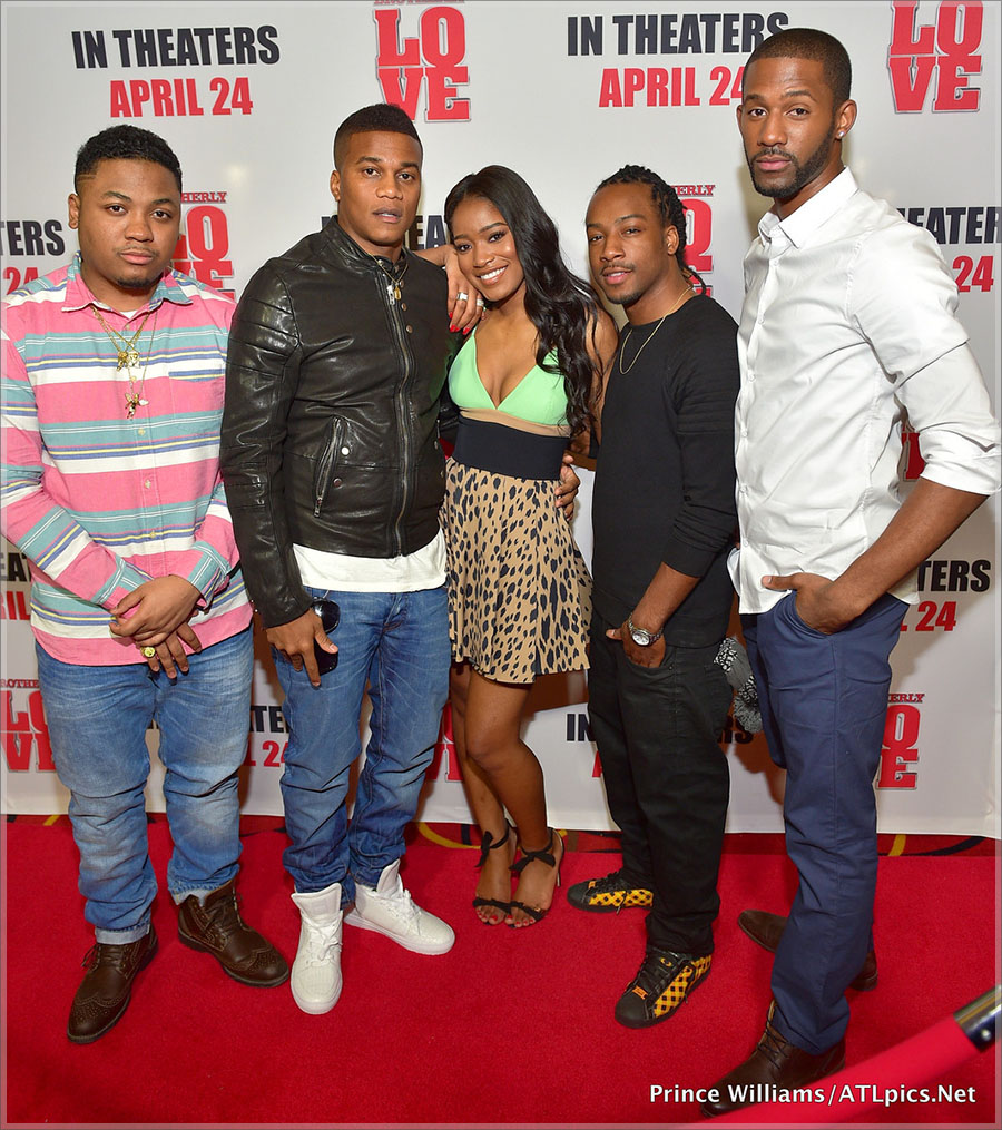 Cast of Brotherly Love