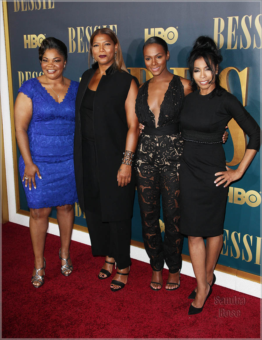 New York screening of Bessie