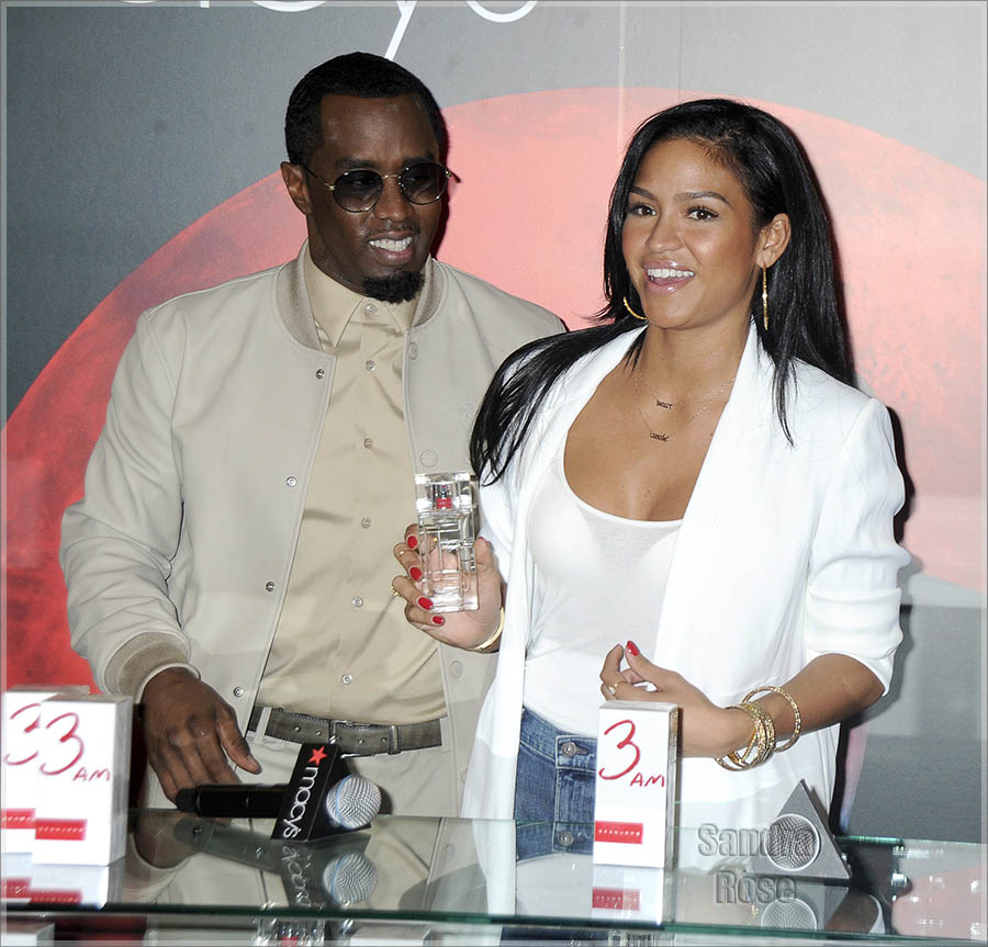 Sean Combs launches 3am Fragrance