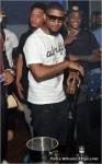 Usher Raymond at Cirque