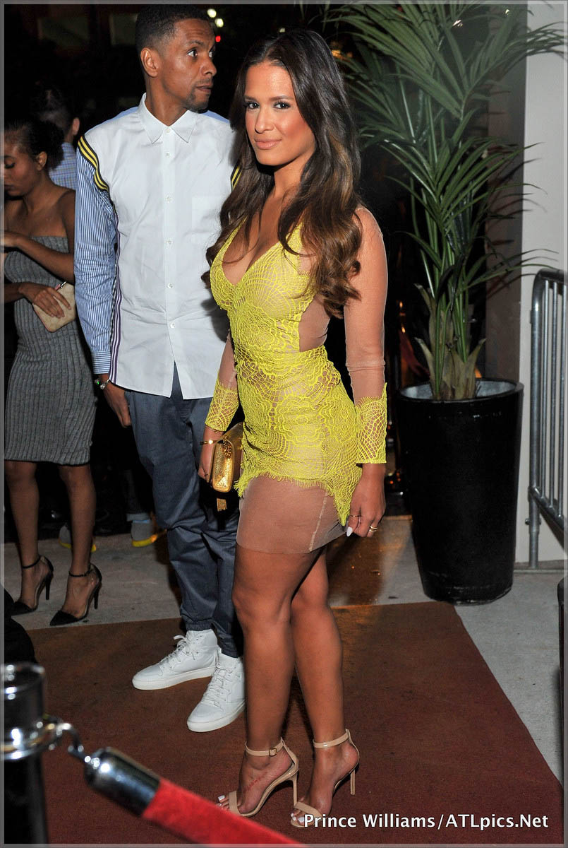 Rocsi at Gold Room Thursdays in Atlanta