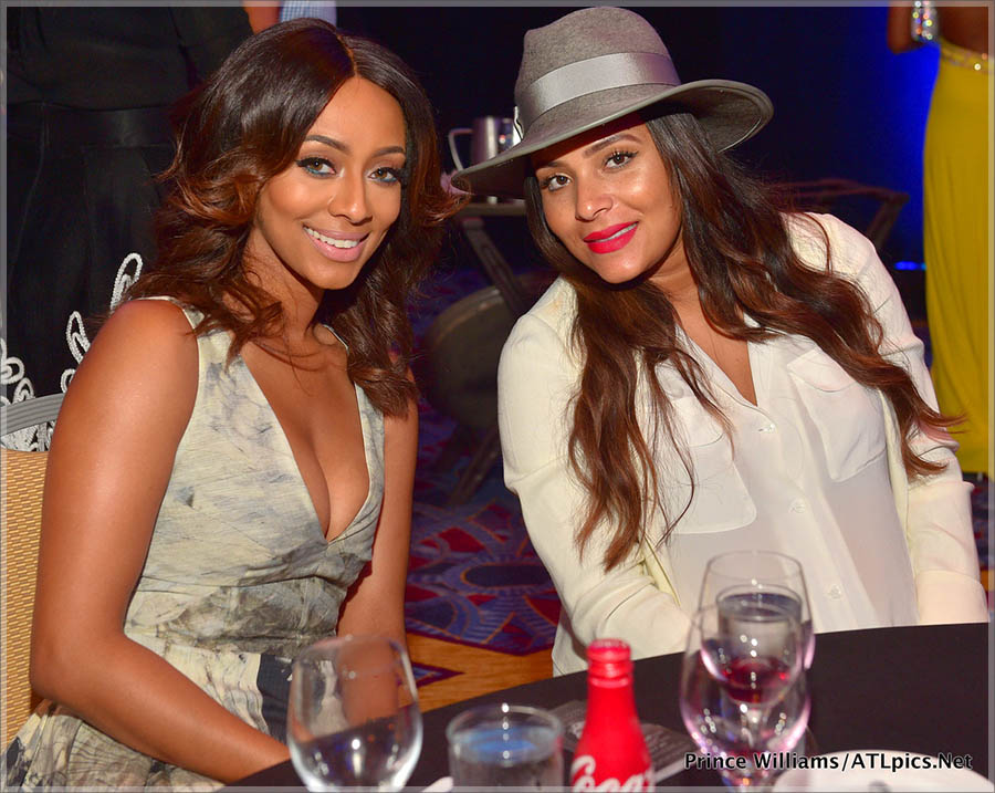 Keri Hilson and Eudoxie