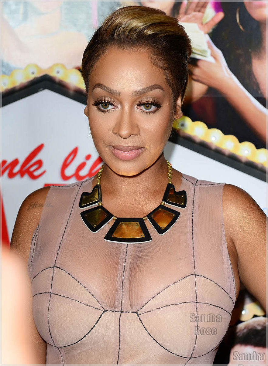 Leaked La La Anthony