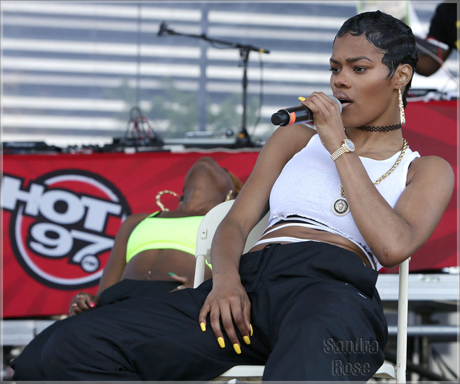 Hot 97 Summer Jam - Performances