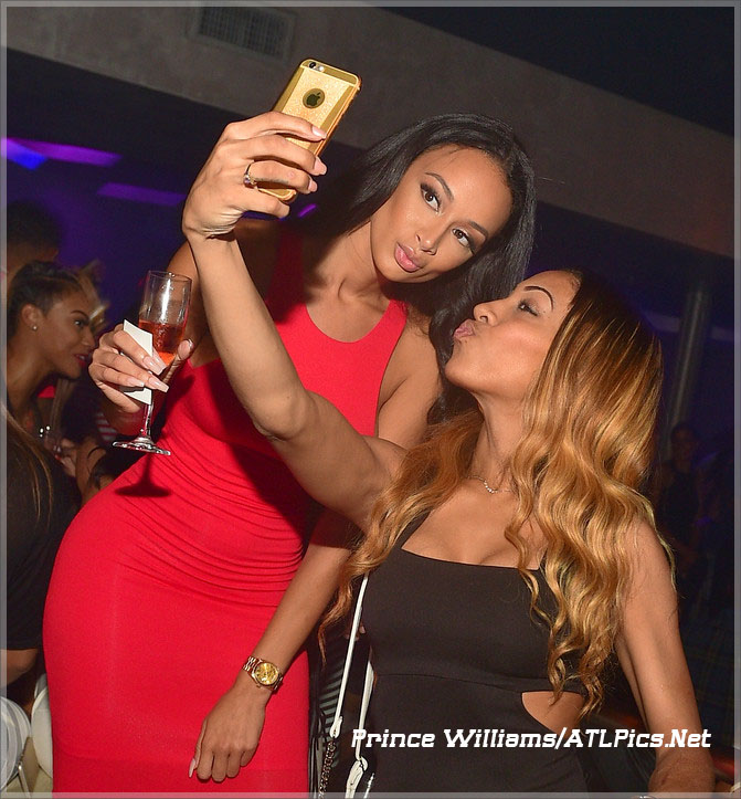 Draya Hosts Prive Fridays | ATLpics.Net