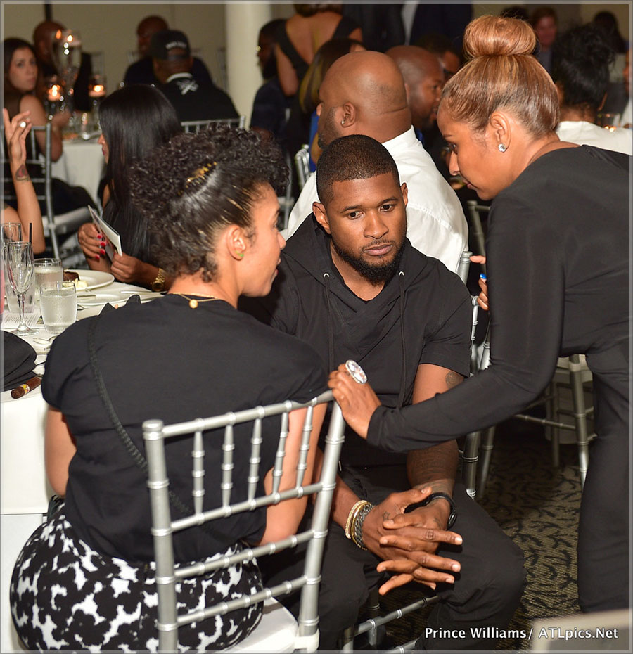 Jeezy Street Dreamz Foundation Dinner