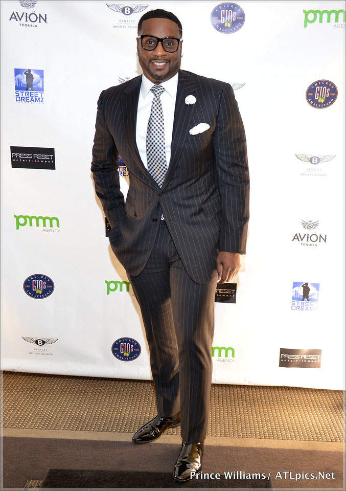 DeVyne Stephens attends Jeezy Street Dreamz Foundation Dinner