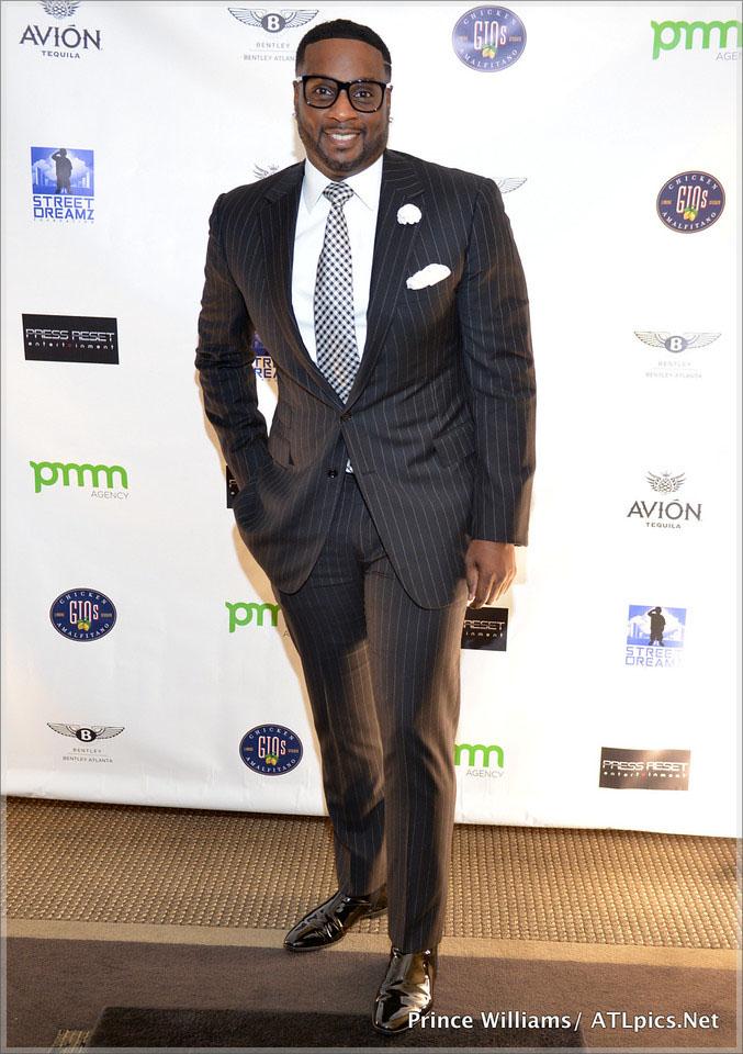 DeVyne Stephens attends Jeezy Street Dreamz Foundation Dinner