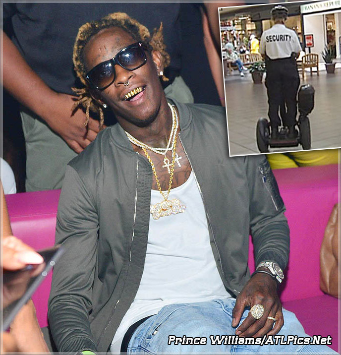 Yung Thug arrested | ATLPics.Net