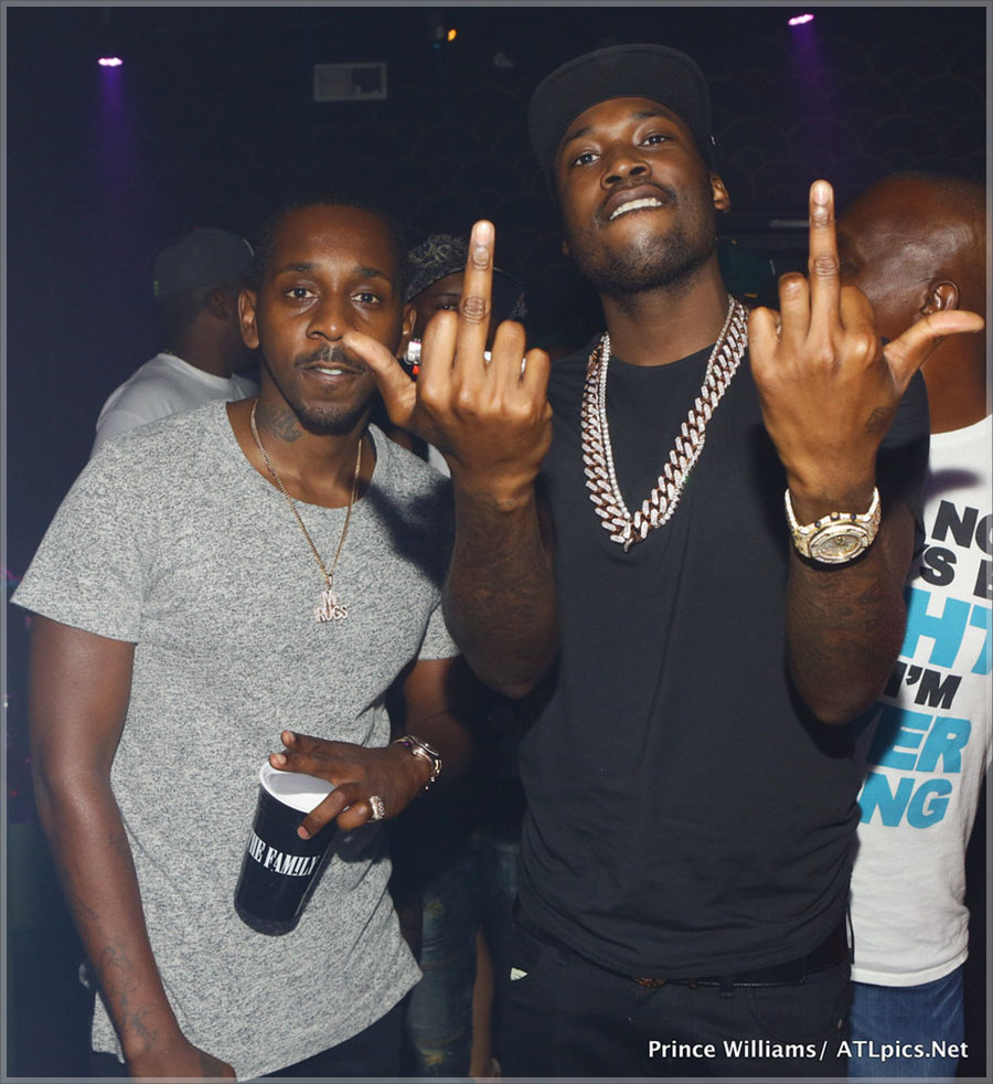 Mr Ruggs and Meek Mill
