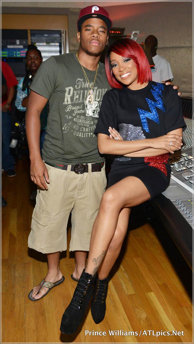 Monica and Ramone Malik Hill