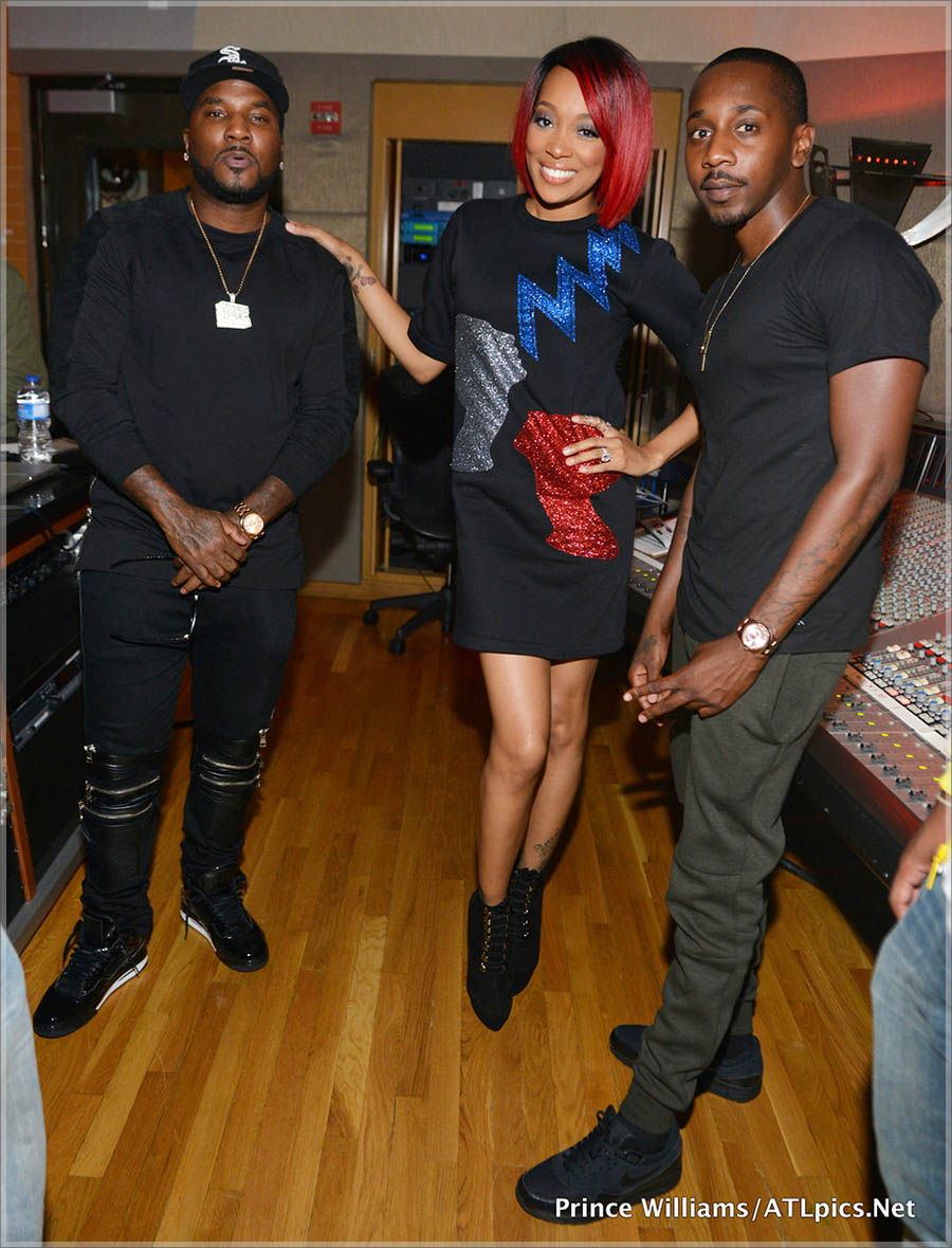Jeezy Monica and Mr Ruggs