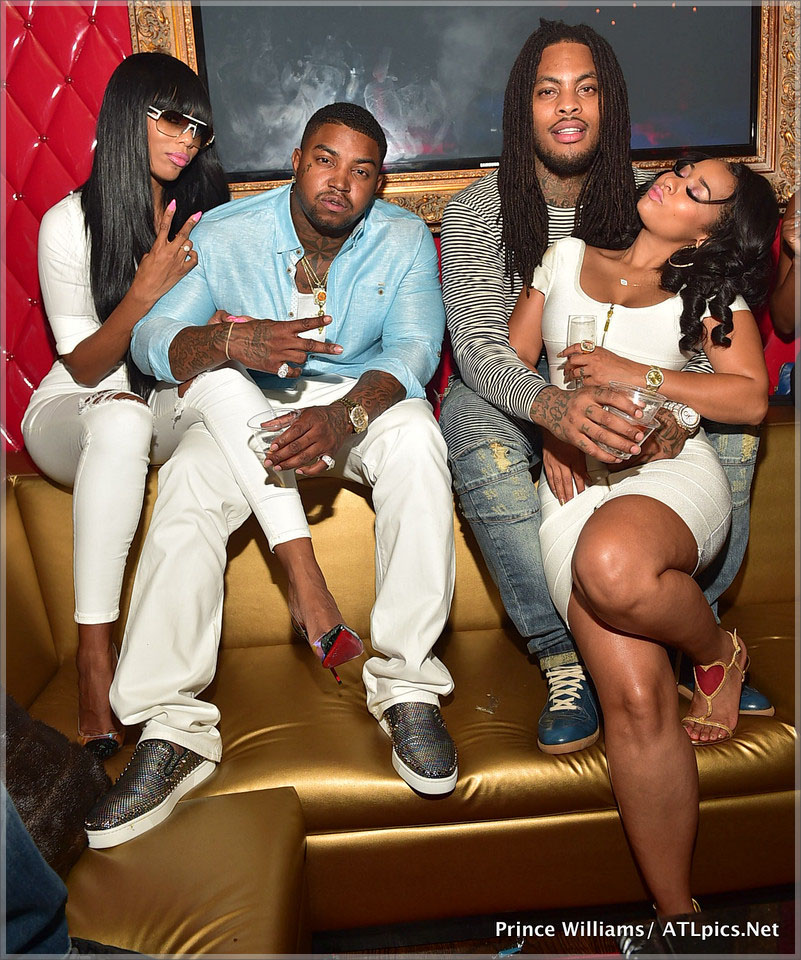 Stars Attend Tammy Rivera's Birthday Bash