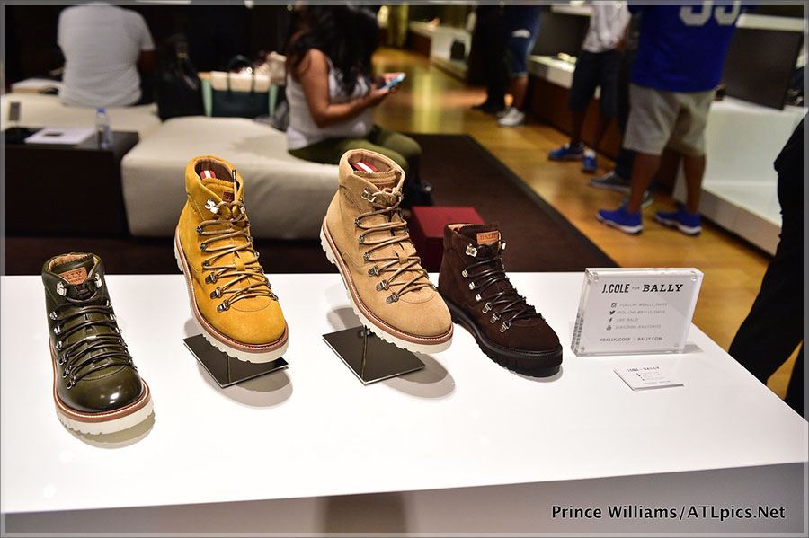 J cole for bally meet and greet in atlanta sandra rose m4hsunfo