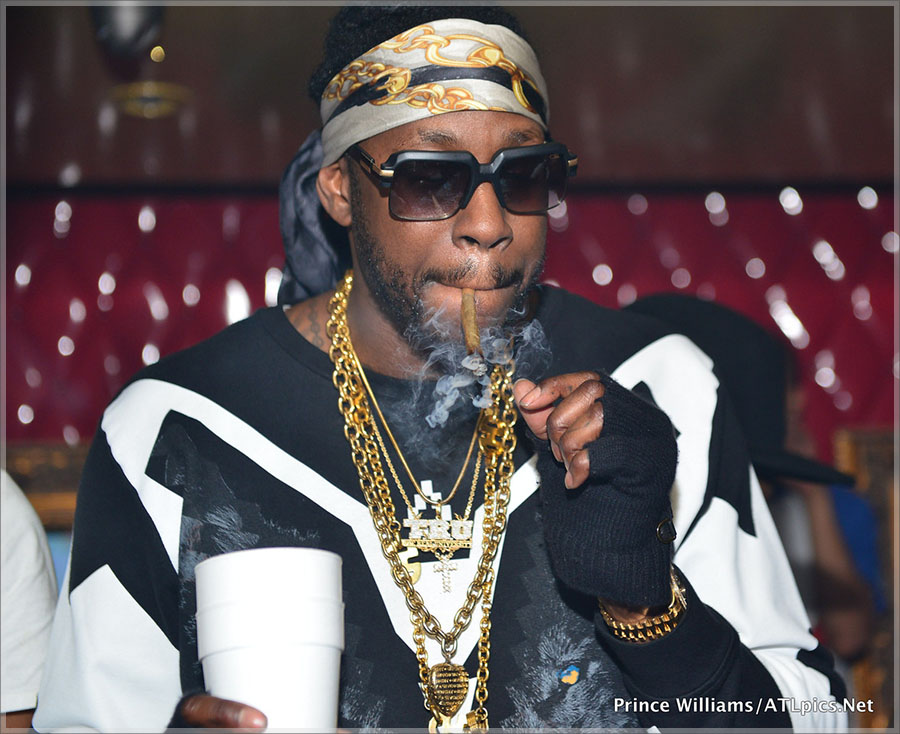 2 Chainz mixtape release party at SOHO