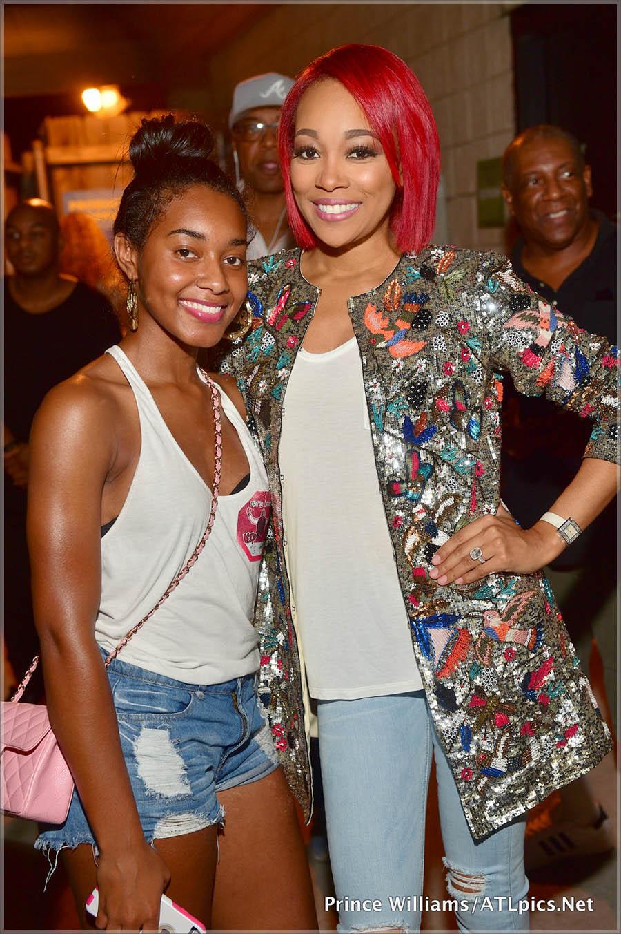 ... Brown and Jermaine Dupri's daughter Shaniah Mauldin | Sandra Rose: sandrarose.com/2015/09/stars-attend-chris-brown-concert-in-atlanta...