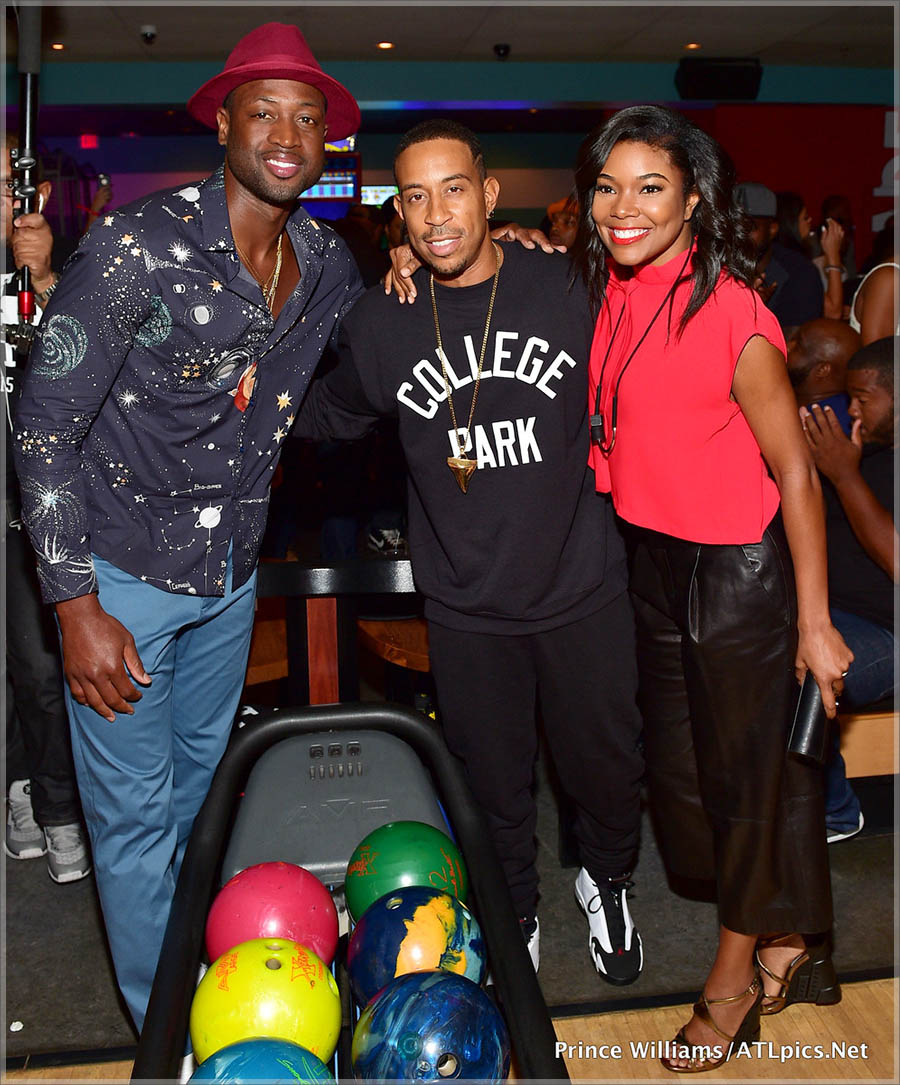 Ludacris Foundation Weekend Bowling Event
