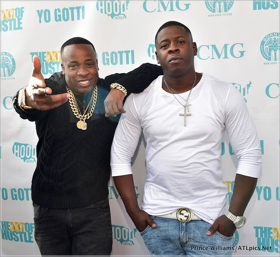 Yo Gotti and Blak Youngsta