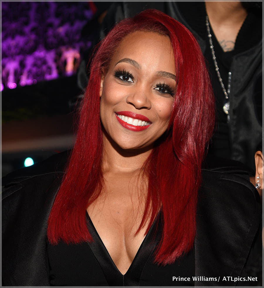 Monica Brown birthday party