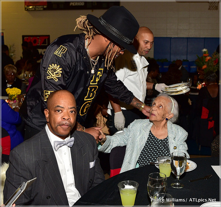 Future and Mike Will Attend Senior Citizen Dinner