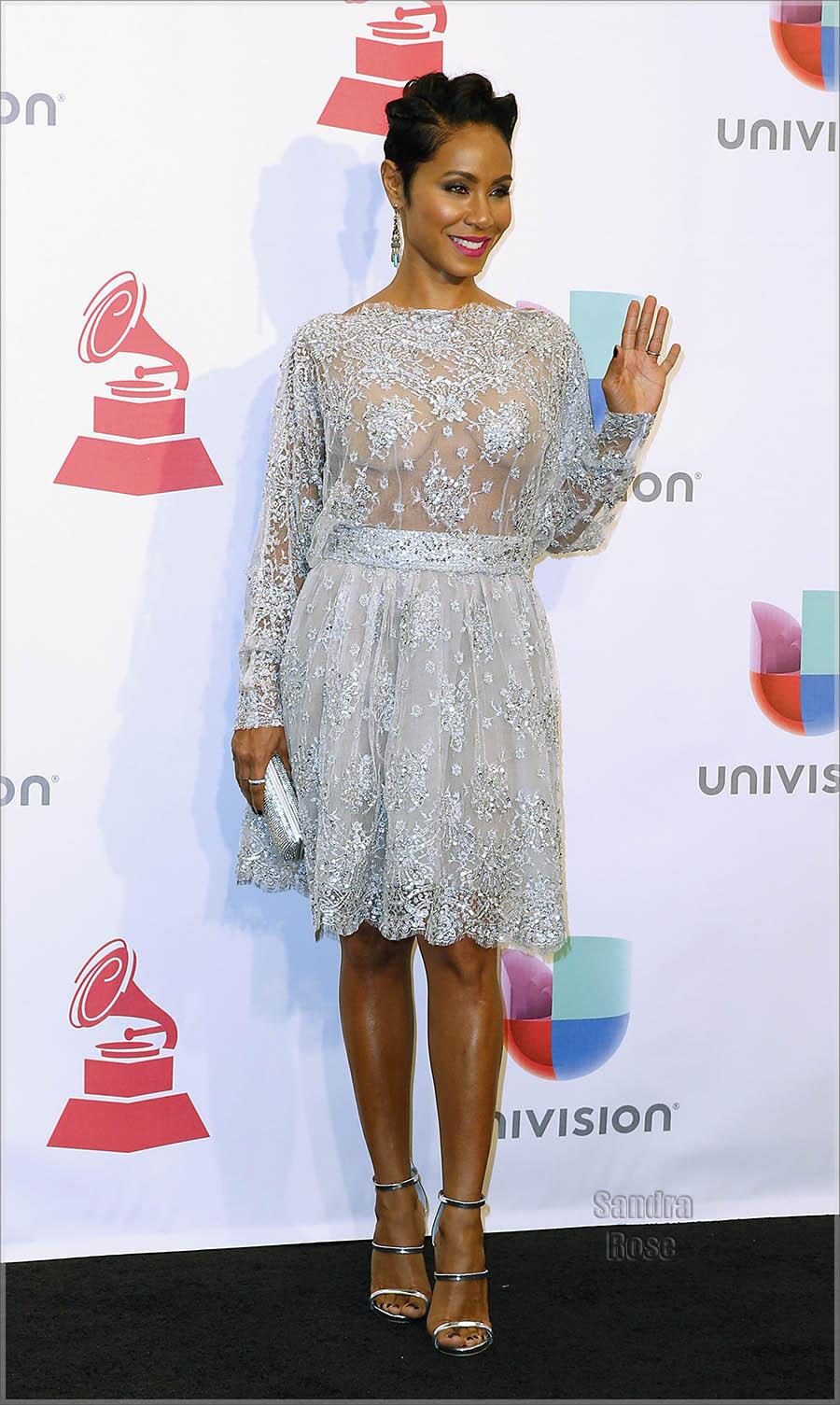 2015 Latin Grammy Awards Press Room