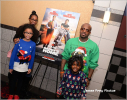 Jermaine Dupri and daughters